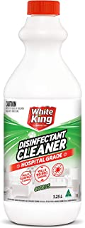 White King Citrus Disinfectant Cleaner, Citrus 1.25 liters