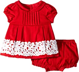 Short Sleeve Peplum Set (Infant)