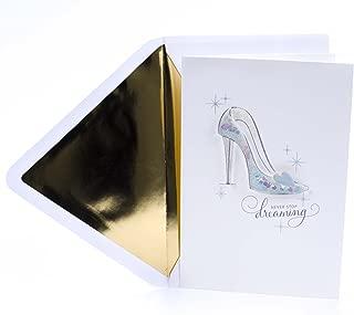 Hallmark Signature Birthday Card (Disney Cinderella)