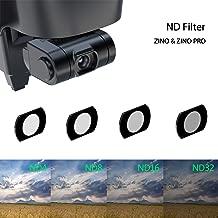 HUBSAN Original Filtro Desmontable ND4/8/16/32 para Zino y Zino Pro