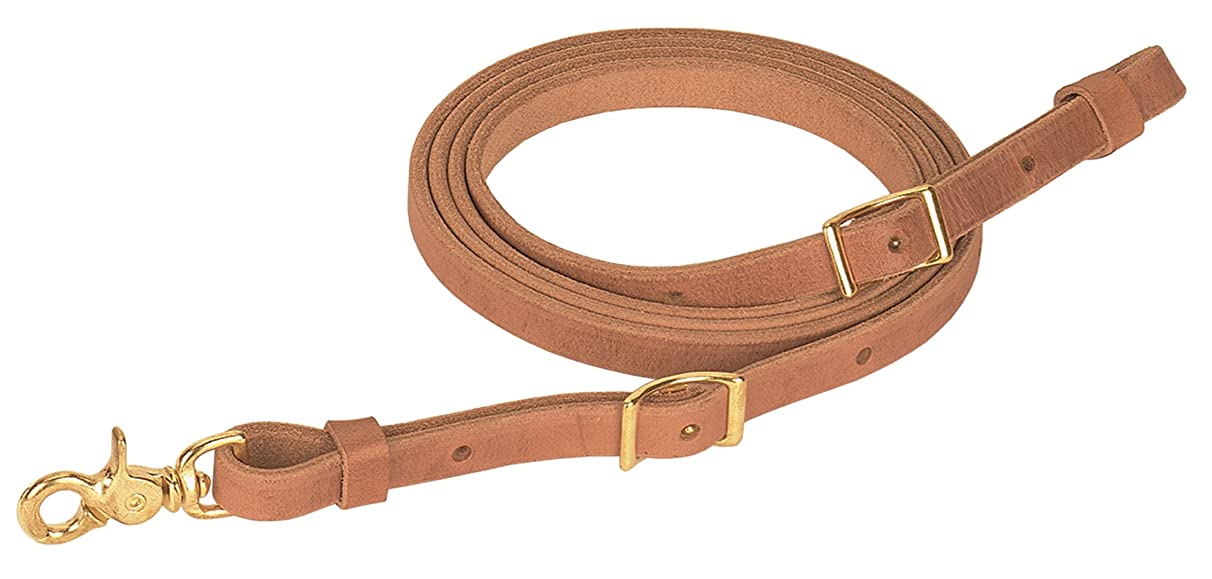 Weaver Leather Harness Leather Flat Roper Rein