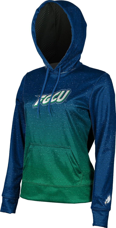 Florida Gulf Coast University Girls' Pullover Hoodie, School Spirit Sweatshirt (Gradient)