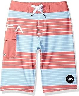 RVCA Big Boys' Uncivil Stripe Trunk