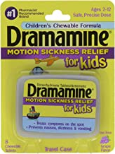 Dramamine Kids Chewable Size 8ct Dramamine Kids Chewable 8ct