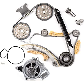 [SCHEMATICS_48EU]  Amazon.com: OCPTY Timing Chain Water Pump Kit fits for TK10422C for Buick  LaCrosse Regal Verano 2.2L 2.0L 2.4L 2002 2005: Automotive | Buick Timing Belt |  | Amazon.com
