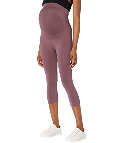 BLANQI Everyday Maternity Belly Support Crop Leggings Women