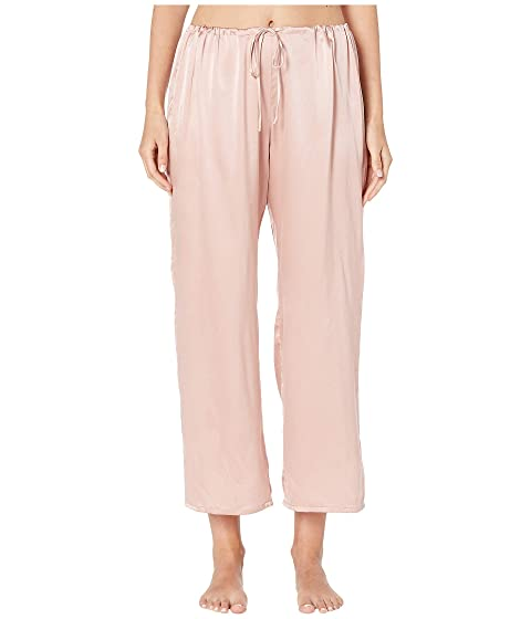 Skin Rosetta Silk Ankle Pants