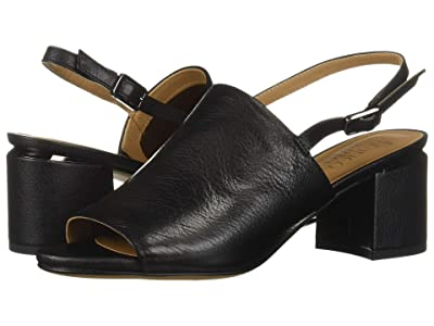 Franco Sarto Marielle (Black Leather) Women
