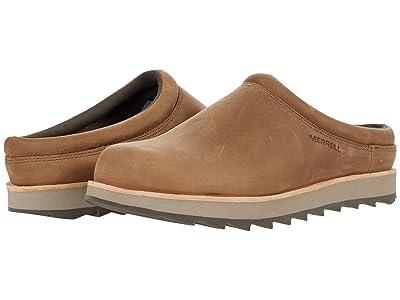Merrell Juno Clog (Fossil Leather) Men