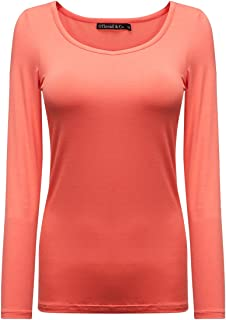 Best coral tops womens Reviews