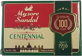 Mysore Sandal Soap - Centennial, 100g Carton