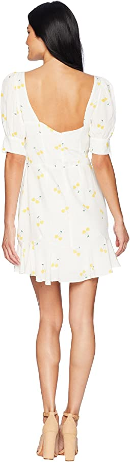 Ashland Lace-Up Dress