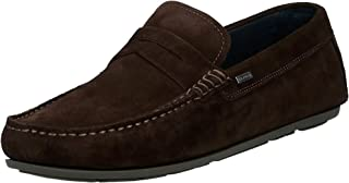 Tommy Hilfiger Classic Suede Penny Loafer, Men Shoes