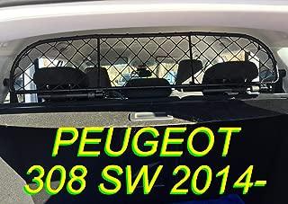 2008-2013 Trennnetz Trenngitter Hundenetz Hundegitter für PEUGEOT 308 SW Kombi
