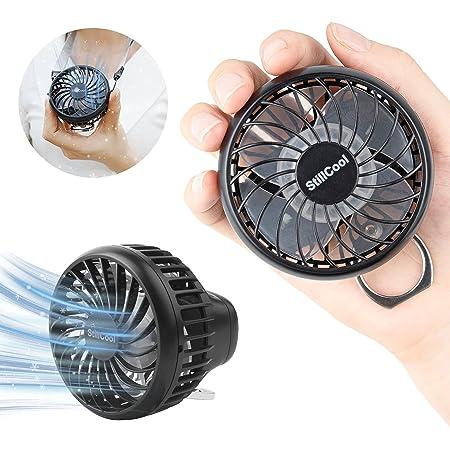 ネックファン 携帯扇風機 ハンディファン 2000mAhバッテリー内臓 首かけ クリップ ねっくくーらー 首掛け ミニ扇風機  ネック クーラー ベルトファン 小型 扇風機 卓上 3段階調節 ハンズフリー 扇風機 首かけ 手持ち扇風機