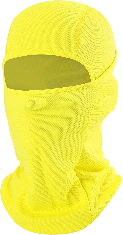 Balaclava Face Mask Adjustable Windproof UV Protection Hood
