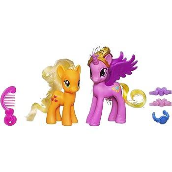 My Little Pony Princess Cadance /& Applejack New in Package