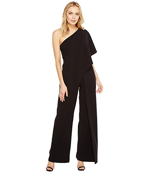 714802ee61d7 Adrianna Papell One Shoulder Jumpsuit at Zappos.com