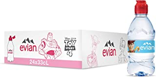 Evian Natural Mineral Water for Kids - 330ml (Pack of 24)