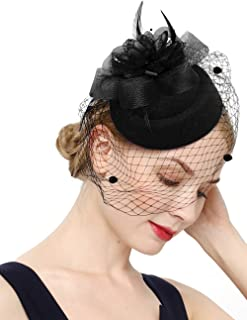 riding hat with veil