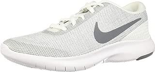 Nike Women's Flex Experience Run 7 Running Shoe (8.5 M US,  White/Cool Grey/Wolf Grey)