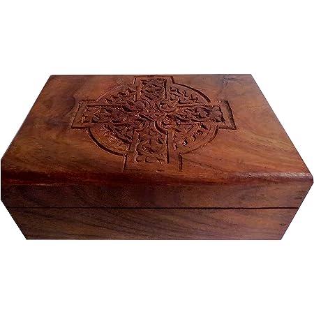 Carved box Jewelry casket Decorative box Storage jewelry Trinket box Jewelry box Wooden jewelry box Lockable box, Handmade box
