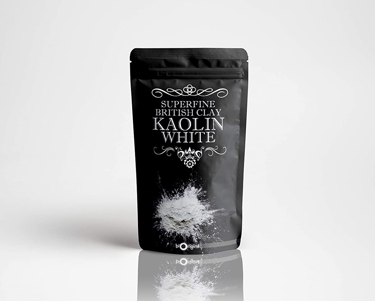 服を片付ける法医学爆発物Kaolin White Superfine British Clay - 100g