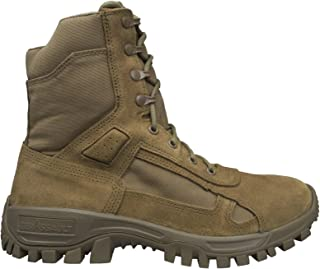 McRae Terassault T1 Hot Weather Performance Combat Boot in Coyote 8177 6.5W