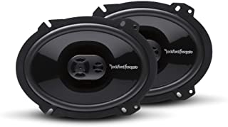 "Rockford Fosgate P1683 Punch 6""x8"" 3-Way Full Range Speaker (Pair)"