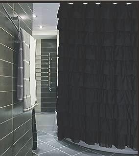 Best black lace shower curtain Reviews