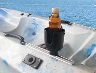 Brocraft Kayak Track Drink Holder/Kayak Cup Holder/Kayak Drink Holder