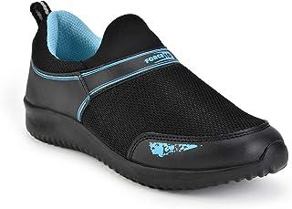 Liberty Women PREEZ-NE Black Sports Shoes