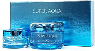 MISSHA Super Aqua Ultra Waterfull Clear Cream Value Set