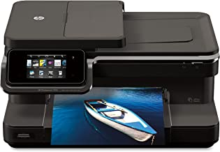 HP Photosmart 7510 All-in-One with eFax Printer