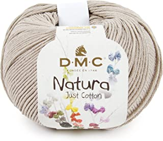 DMC Natura Yarn, 100% Cotton, Agatha, 9x9x7 cm