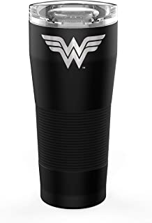 Zak Designs Wonder Woman Core - Vacuum Insulated Stainless Steel - Lynden Wrap Tumbler - 28 oz.