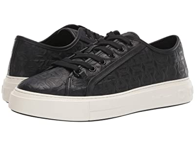 Salvatore Ferragamo Anson 2 Sneaker (Black) Men