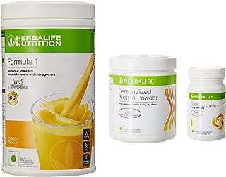 Herbalife F 1 Mango F 3 Protein Powder And Afresh
