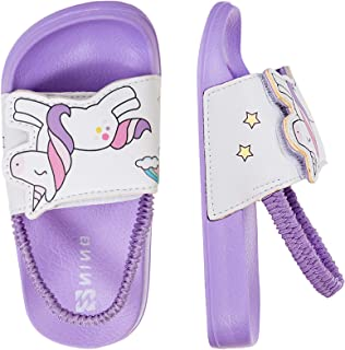Sandalias Niños Chanclas,Zapatos de Ducha Niña Niño Zapatos de Playa
