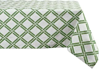 DII Cotton Tablecloth for for Dinner Parties, Weddings & Everyday Use, 60x120