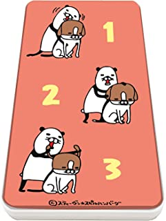 パンダと犬 01 レッド キャラチャージN