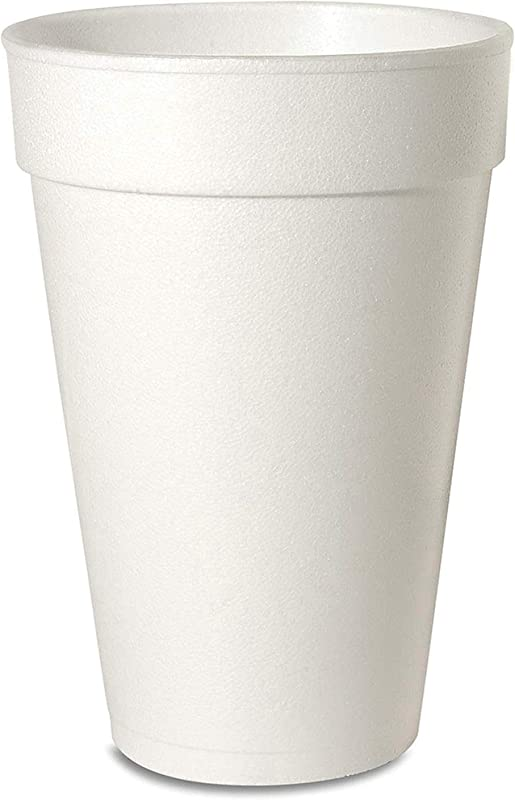 Dart 12J12 Foam Cup Hot Or Cold 2 Pack Of 25 12 Oz