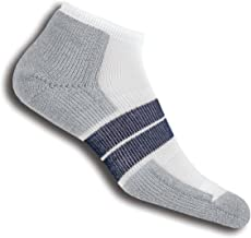 Thorlos Unisex 84 N Running Thick Padded Low Cut Sock