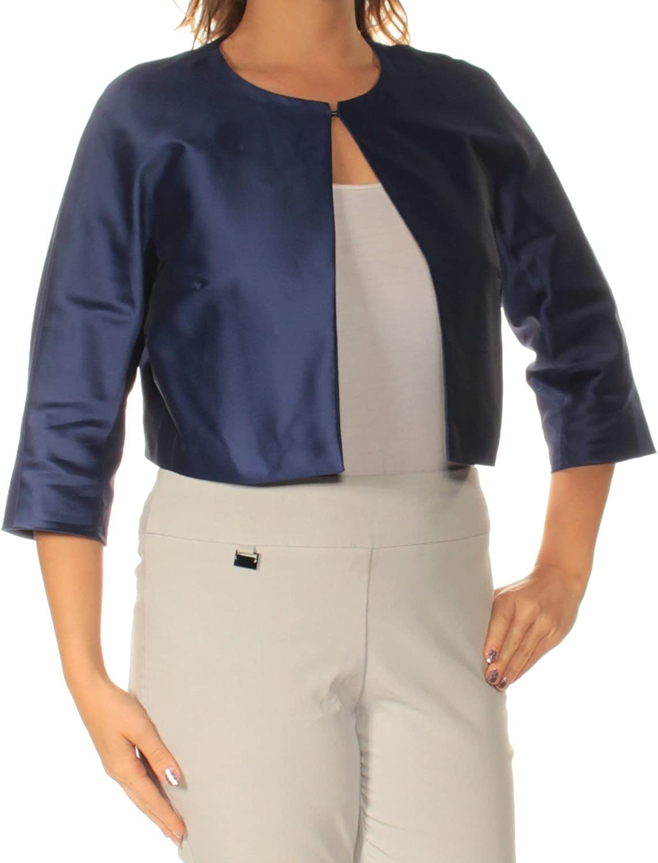 MaxMara Womens bluee Jacket US Size  12