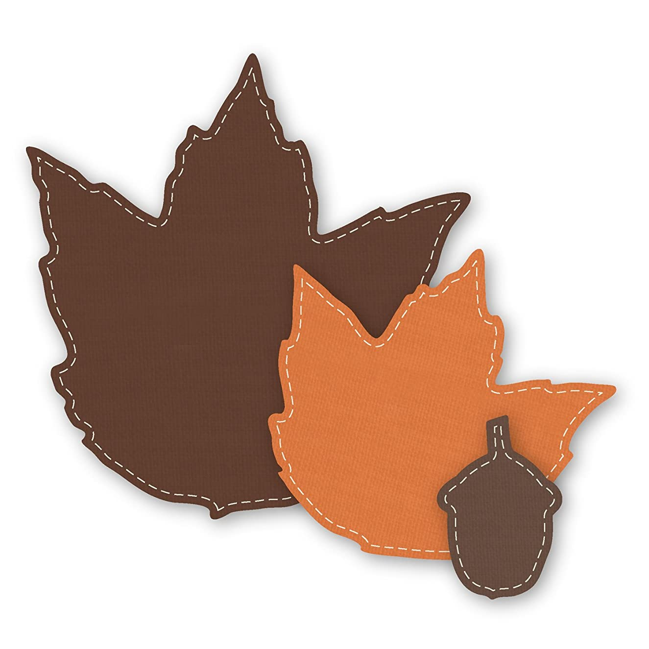 Crafter's Edge A1061 Fall Maple Leaf