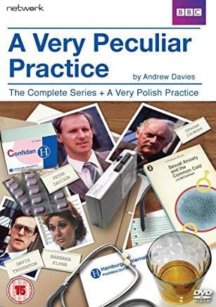 A Very Peculiar Practice - The Complete BBC Series Network  1986