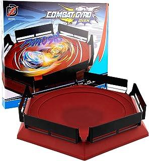 Arena Compatible para Beyblade, 38,5 X 34cm Disco Burst Gyro