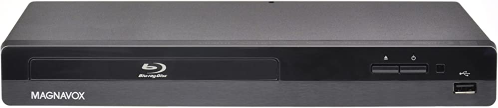 Magnavox MBP5320 Blu-Ray Disc Player with Built-In Wi-Fi (Black)