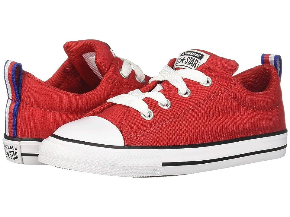 33b5747f7a0f69 Converse Kids Chuck Taylor All Star Street Sport Webbing Slip (Infant  Toddler) (