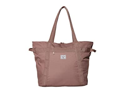 Herschel Supply Co. Alexander Zip (Ash Rose) Tote Handbags